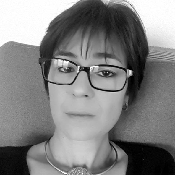 Nathalie VELA, assistante au cabinet d'Ophtalmologues à Auxerre.